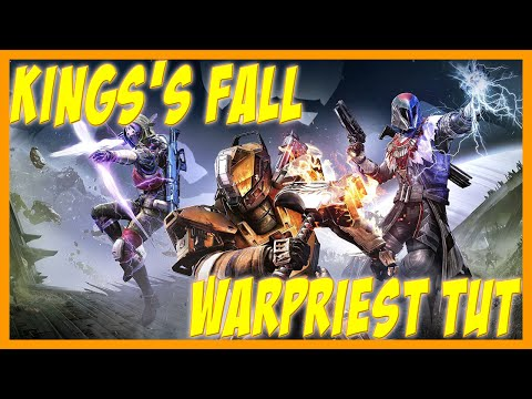 Destiny: King's Fall Raid   How to REALLY understand and defeat Warpriest (Step by Step)