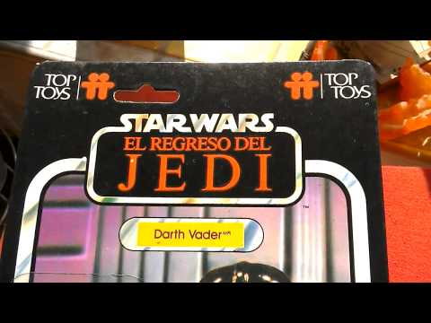Top Toys Darth Vader Argentine vintage Star Wars action figure 😃