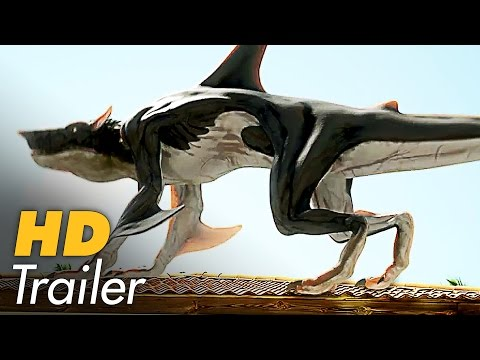 SHARKTOPUS VS. WHALEWOLF Trailer (2015) Roger Corman SyFy Movie