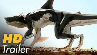 SHARKTOPUS VS. WHALEWOLF Trailer (2015) Roger Corman SyFy Movie