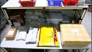 # 11.11 How We Pack Your OrdersChina Warehouse - Gearbest.com