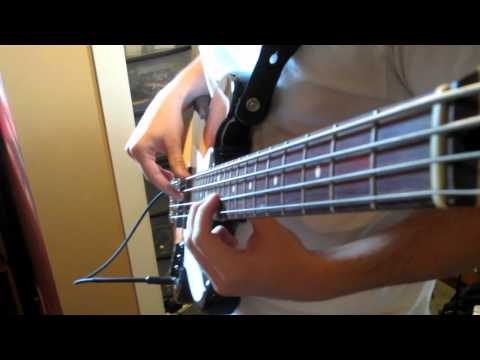 Incubus - Nowhere Fast (Bass Cover)