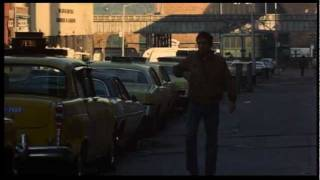 Taxi Driver - Thank God for the rain...