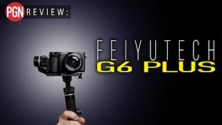 FeiyuTech G6 Plus Review:  Use with smartphone, action, compact or mirrorless camera