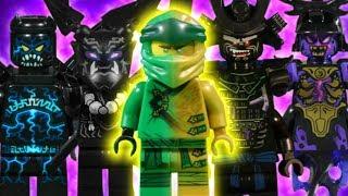LEGO NINJAGO LEGACY PART 1 - 6 - COMPLETE SEASON!!!