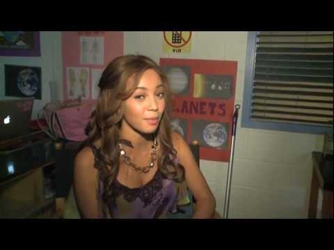 My Babysitter's a Vampire - Behind the Scenes - Meet Vanessa Morgan
