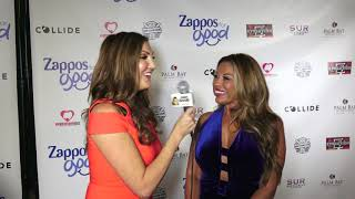 Heather McDonald and Dolores Catania on the red carpet of the 2nd annual Vanderpump Dogs Gala