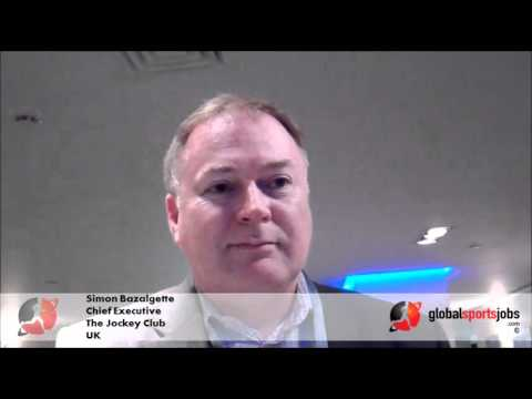 60-second interview: Simon Bazalgette, Chief Executive, The Jockey Club, UK