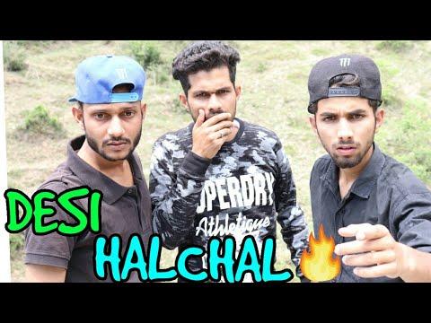'' DESI HALCHAL '' || FUNNY VIDEO || KANGRA BOYS 2018 Mp3