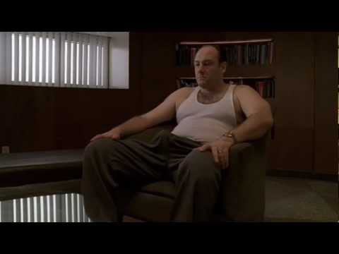 Tony's dream - The Sopranos HD