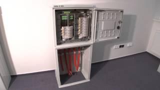 ORU 2 Wall-mounted Optical Distribution Box video