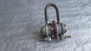 самодельный фильтр тонкой очистки топлива  (часть1)