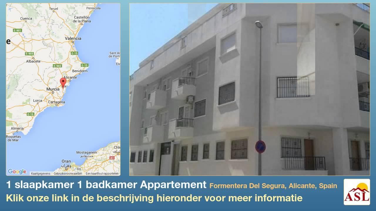 Badkamer Op Formentera : 1 slaapkamer 1 badkamer appartement te koop in formentera del segura