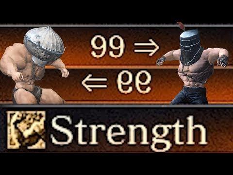 99 + 99 Strenght | Dark Souls 3