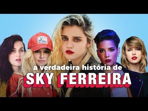 O QUE ACONTECEU COM SKY FERREIRA