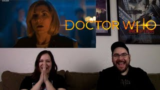 Doctor Who 12x8 THE HAUNTING OF VILLA DIODATI - Reaction / Review