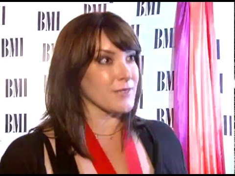 Danielle Brisebois   The 2009 BMI London Awards