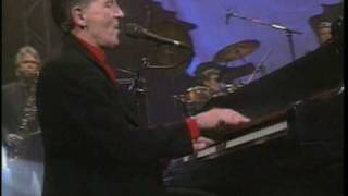 07 Jerry Lee Lewis & Jeff Healey - Great Balls Of Fire (Toronto 1995) HQ