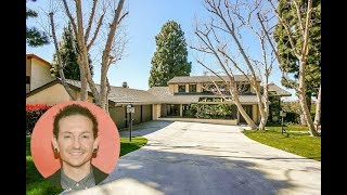 Inside Chester Bennington's Home - Palos Verdes Estates