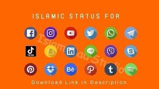 Islamic Whatsapp Status -Tik Tok Status Video - Islamic Status for Facebook and Instagram