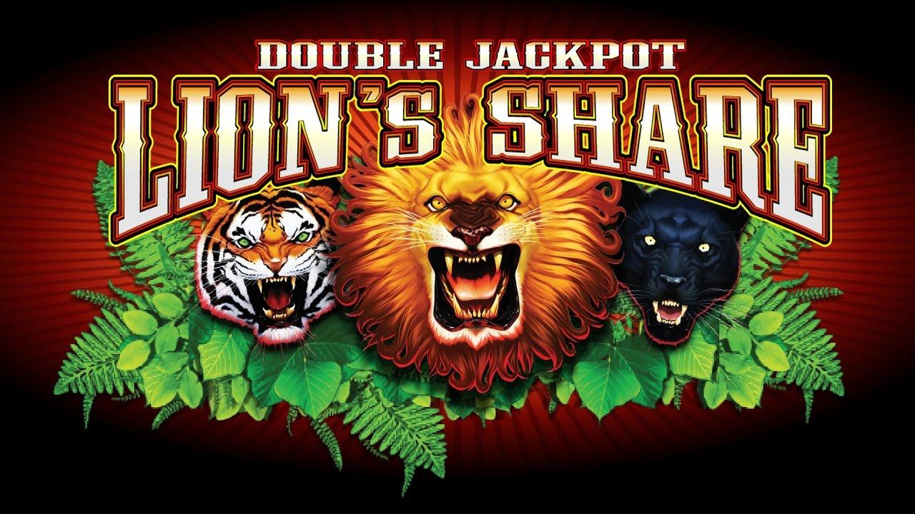 Lions Share Slot