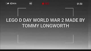Lego d day world war 2
