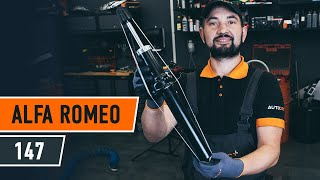 Jak vyměnit Zapalovaci svicka на ALFA ROMEO 147 (937) - online zdarma video