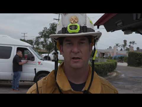 Chula Vista: Fire Heavily Damages House 09102019