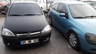 Corsa C Club ANKARA İftar ORGANİZASYONU Video 1