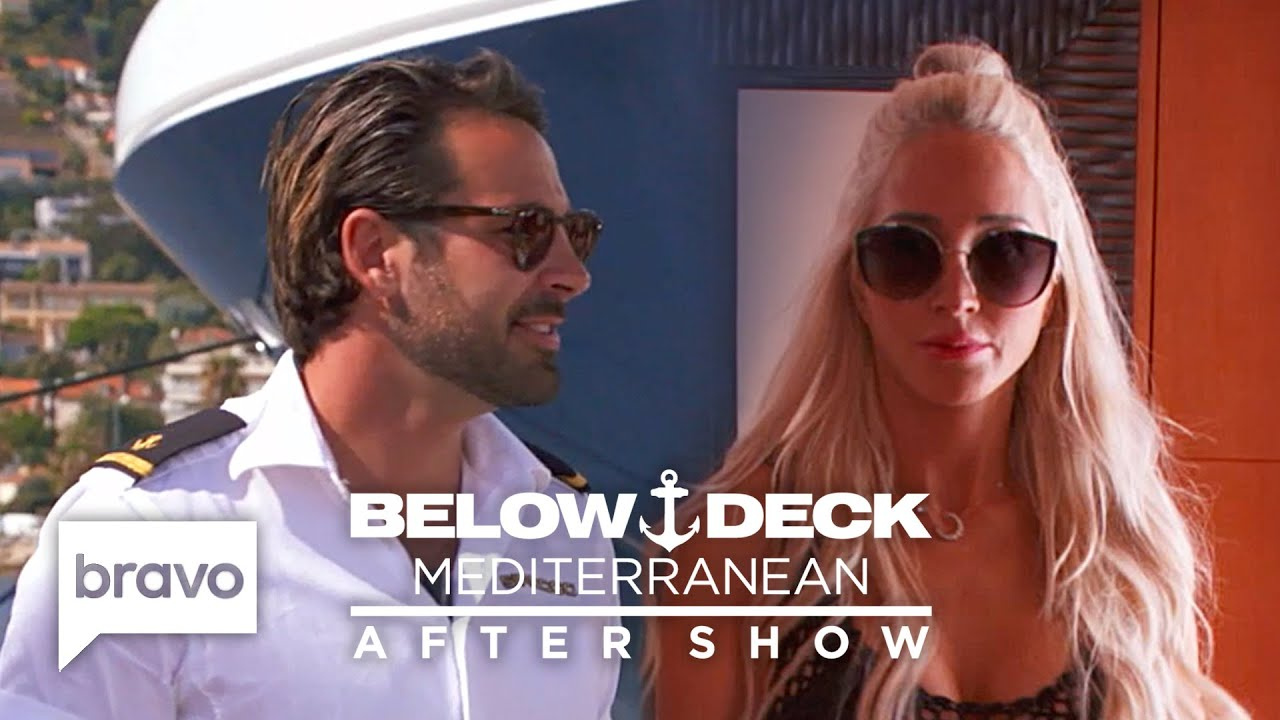 Did Travis Michalzik Ever Hear From The Guest He Gave A Note To? | Below  Deck Med After Show S4 Ep14
