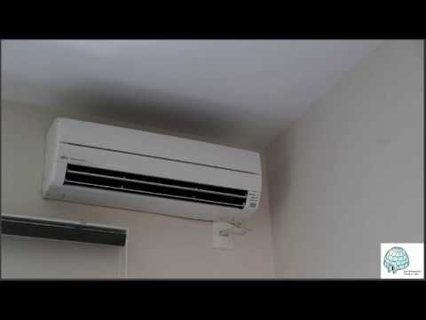 Higienização Fujitsu Inverter Youtube