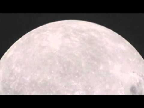 First ever video of dark side of the Moon released by Nasa