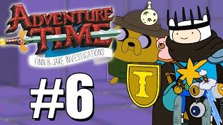 O TREM MASMORRAAA!! - Adventure Time: Finn & Jake Investigations #6
