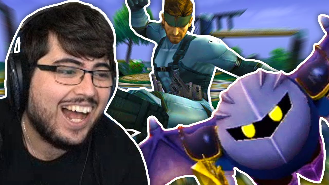 BACK TO SUPER SMASH BROS. BRAWL thumbnail