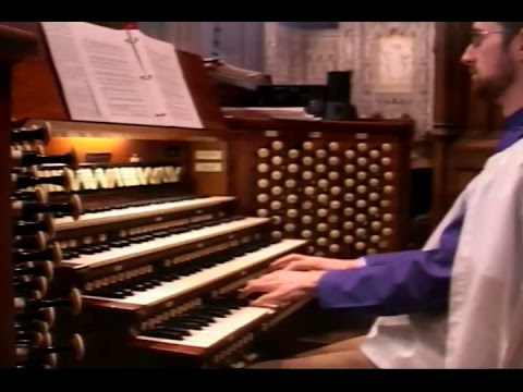 December 31, 2017: Sunday Worship Service at Washington National Cathedral