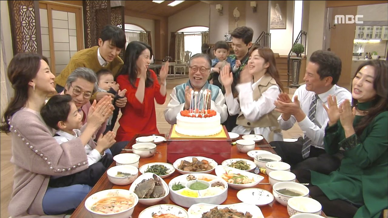 Download [Windy Mi-poong] 불어라 미풍아 53회 - The whole house throw a birthday party 20170226