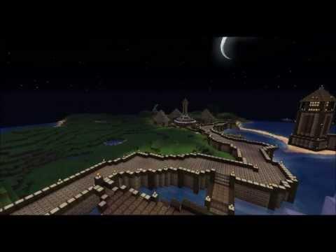 Minecraft Cinematic: Grenada: Trade District