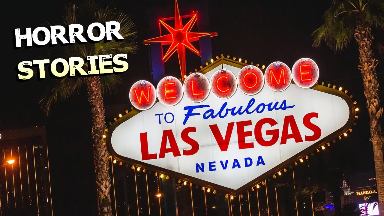 3 Scary REAL Las Vegas Horror Stories