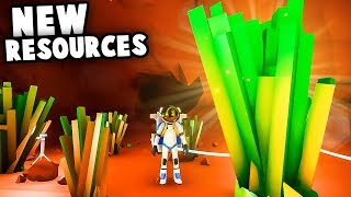 NEW Crafting Update! New Resources, Items and PLANETS! (Astroneer Update Multiplayer Gameplay)