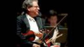 Perlman and Barenboim-Mendelssohn Concerto E Minor(1)