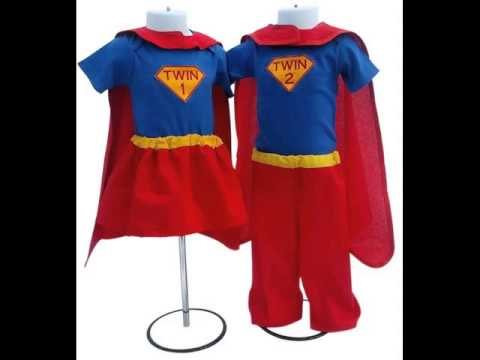 Matching Clothing for Twins!