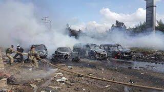 بداية دموية لاتفاق المدن الأربعة.. كيف انتهى اليوم الأول من عملية التهجير؟ - هنا سوريا