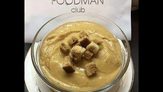 Гороховый крем-суп: рецепт от Foodman.club