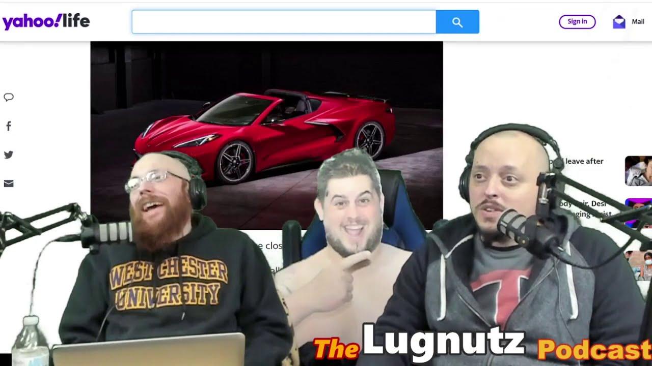 #203 Lugnutz Podcast: Lamborghini Stan The Man