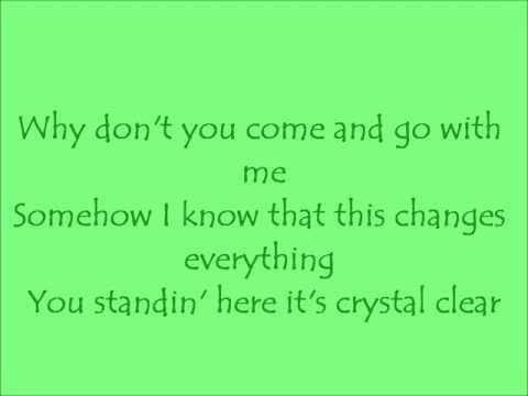 Running around in my dreams - Tyrone Wells (lyrics on screen)