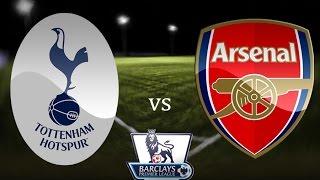 Tottenham Hotspur vs Arsenal 2 - 2  HD  All Goals & Highlights Premier League 05.03.2016