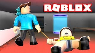 NO PIÙ HACKING!!! | Roblox fuggire l'impianto w / Dollastic gioca! | MicroGuardian