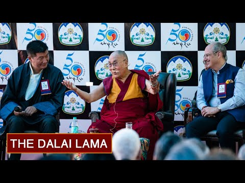 His Holiness the Dalai Lama's Address at the Five-Fifty Forum
