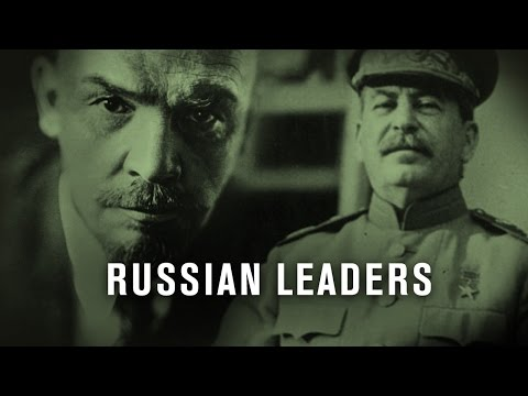 Russian Leaders I British Pathé