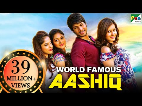 World Famous Aashiq (2020) New Released Full Hindi Dubbed Movie | Sundeep Kishan, Raashi Khanna